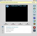 Рабочая среда WebcamMax