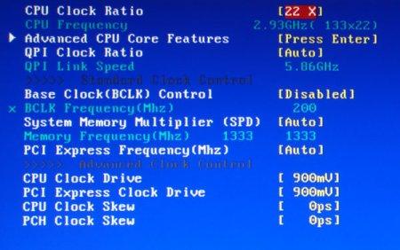 Как разогнать процессор - правильный способ