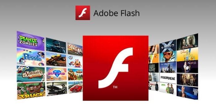 Adobe Flash Player для Windows 10