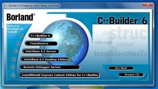 Программа Builder